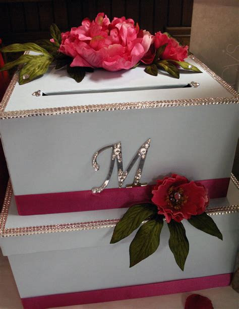 Wedding Card Box Project Pictures, Photos, and Images for