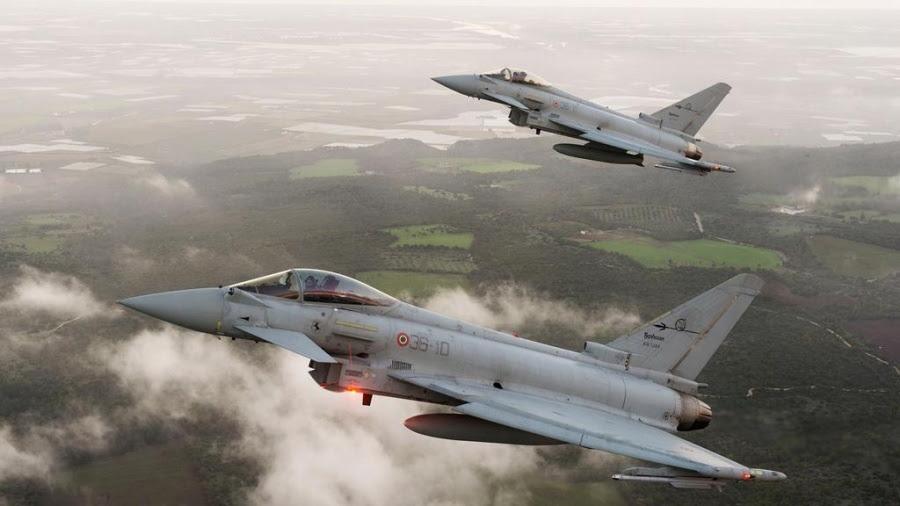 Παραλίγο θερμό επεισόδιο στη Βαλτική - Νατοϊκό αεροσκάφος εκτόξευσε πύραυλο κοντά στα ρωσικά σύνορα