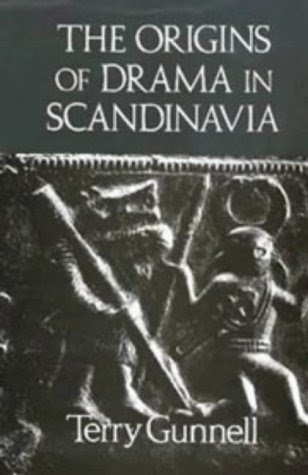 The Origins of Drama in ScandinaviaBy Terry Gunnell