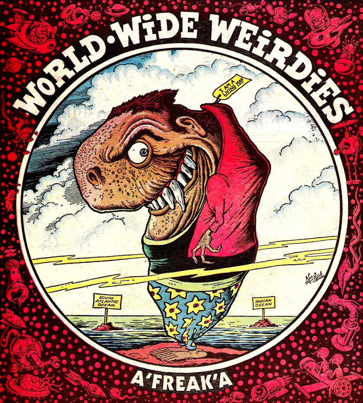 Ken Reid - World Wide Weirdies 56