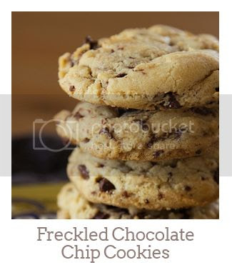 """""""Freckled Chocolate Chip Cookies"""""""