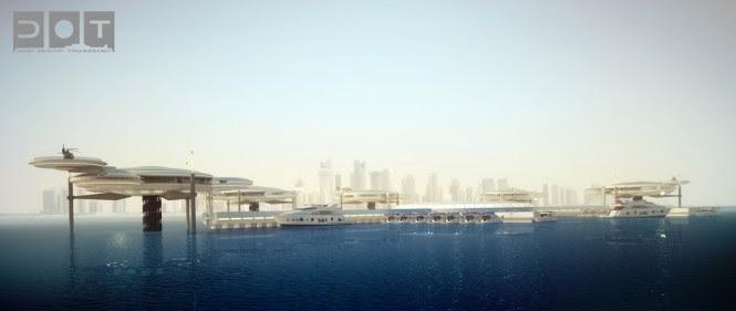 underwater hotel concept