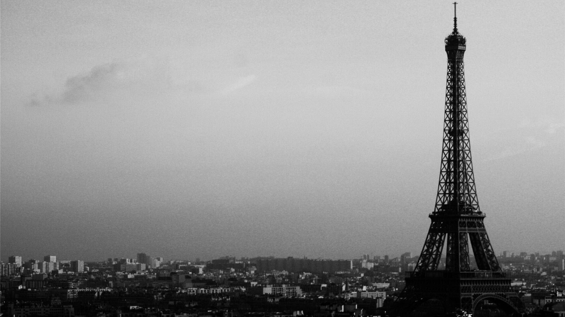 Black And White Paris Wallpaper 57 Images