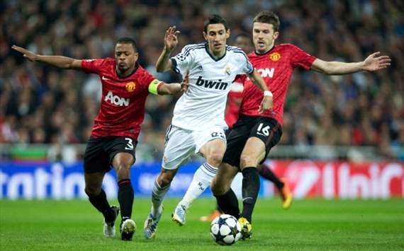Skor Hasil Pertandingan Real Madrid Vs MU