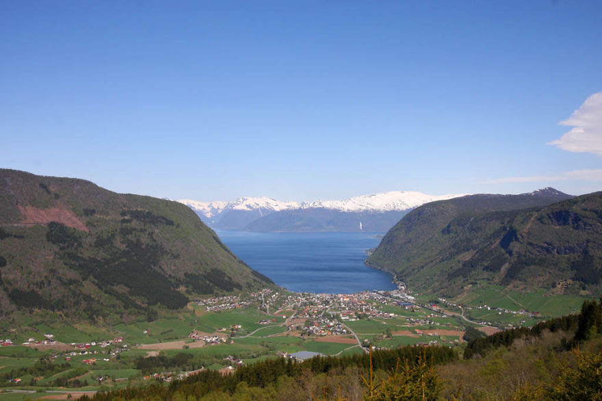 Sognefjord (gina Mako)