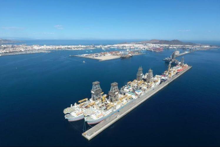 Puerto de Las Palmas   Reina Sofía