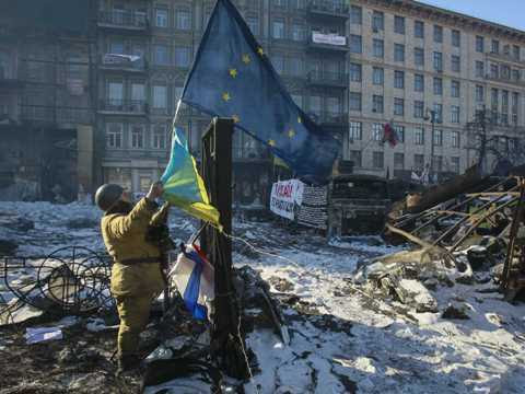 Ukraina, khủng hoảng, bạo loạn, Nga, Putin, chiến tranh Lạnh