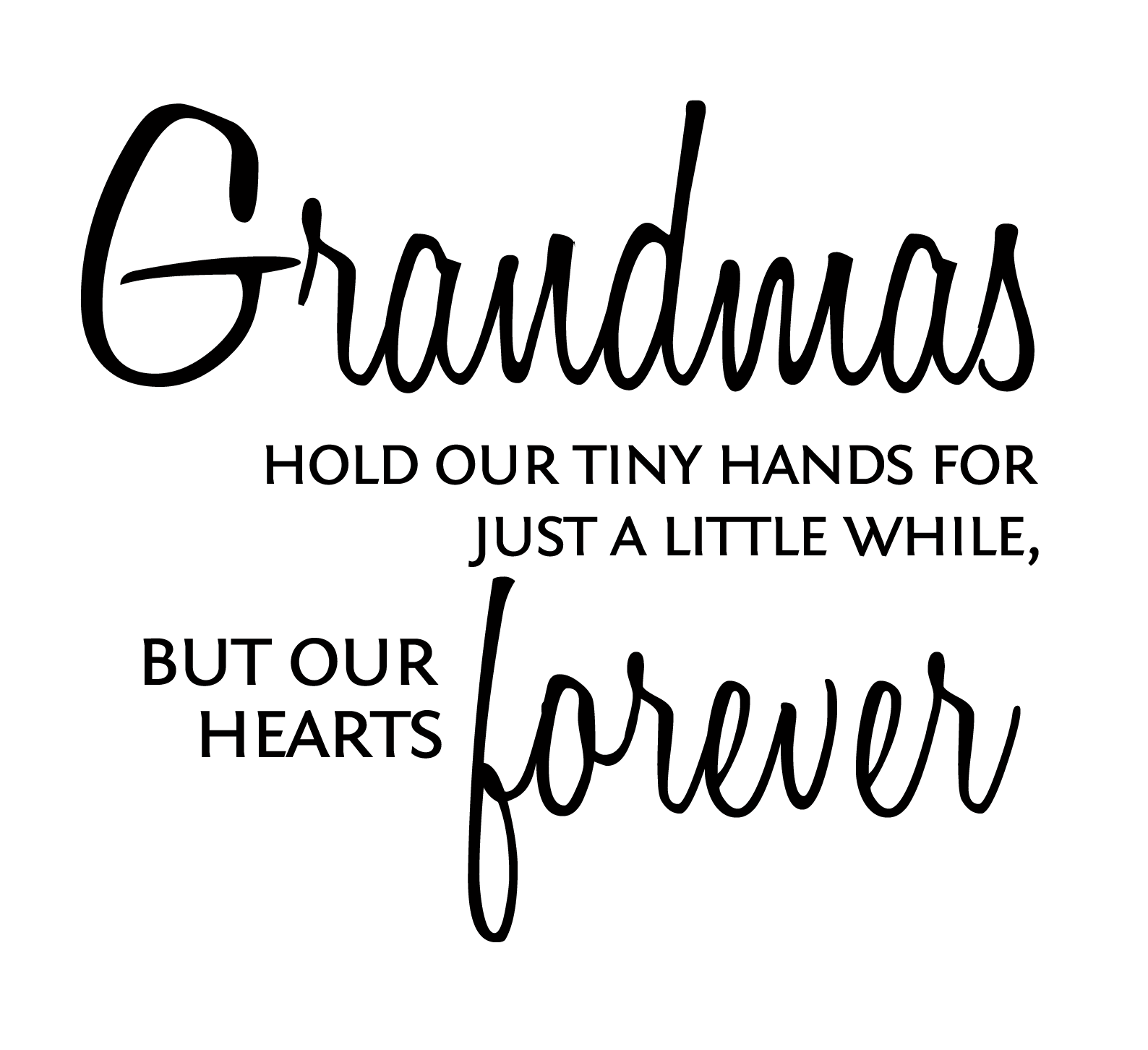 Quotes About Grandparents Hands 25 Quotes