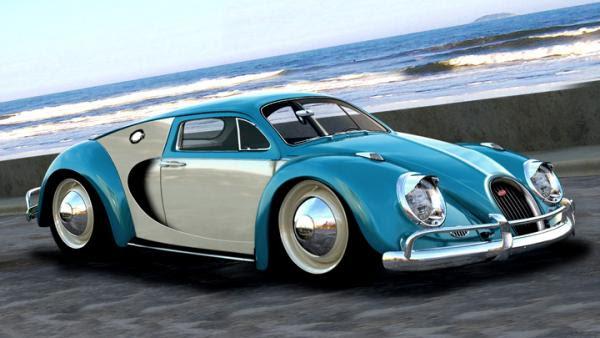 Bugatti Veyron 1945 WOW! - Club Cobra