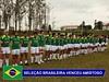 Amistoso de rugby no 12º GAC: Brasil vence ingleses do Kings Edward's School