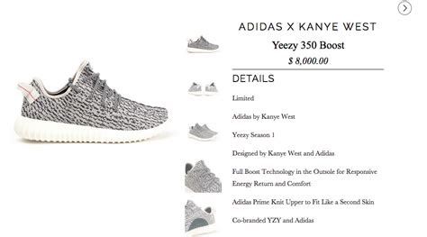 adidas yeezy  boost   size   cost   racks sole collector