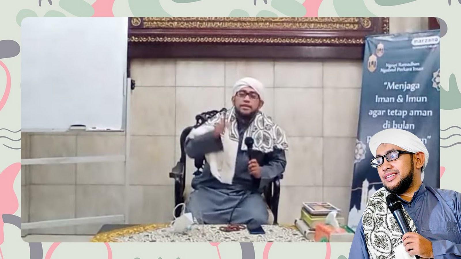Ramadhan Ala Rasulullah SAW - Habib Abdullah bin Ja'far Assegaf