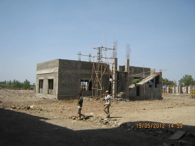 Club House - Visit Kanchan Vrundavan, 1 BHK & 2 BHK Flats at Koregaon Mul, near Uruli Kanchan Pune 412202