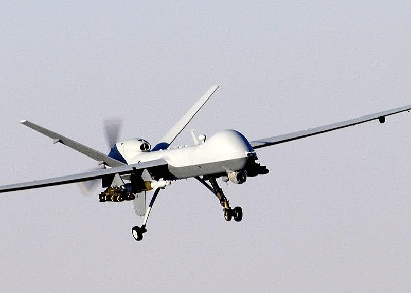 File:MQ-9 Reaper in flight (2007).jpg
