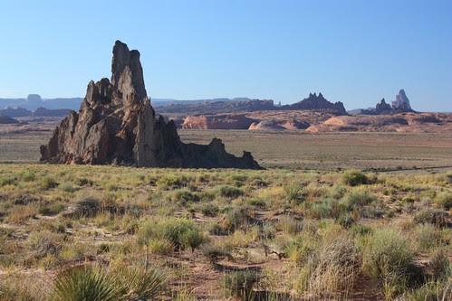 East of Kayenta
