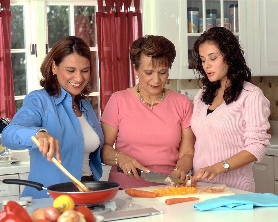 Image result for family baking