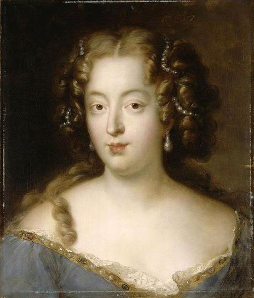 File:Louise Françoise de la Baume Le Blanc, duchesse de La Vallière et de Vaujours.jpg