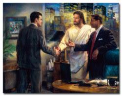 Jesus partner