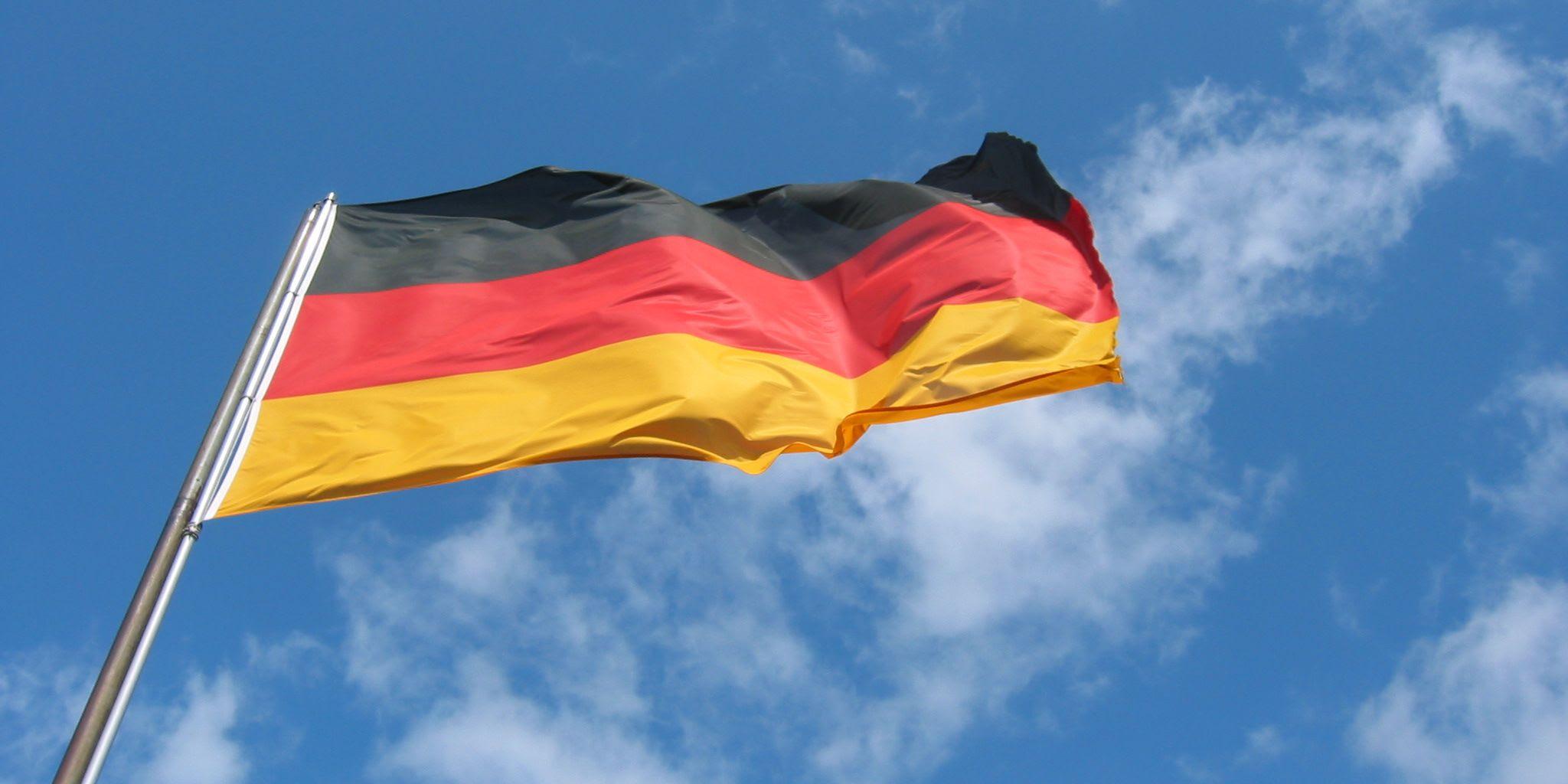 Αποτέλεσμα εικόνας για γερμανική σημαία