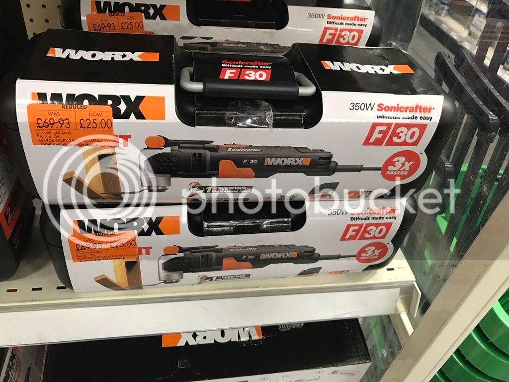 Homebase Wrexham Power Tools Final Clearance HotUKDeals