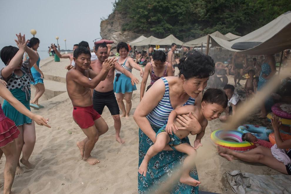 Танці на міському пляжі