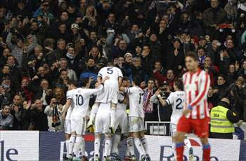 Hasil Pertandingan Real Madrid vs Athletico Madrid 2 Desember