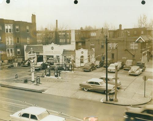Delmar & Eastgate 1955