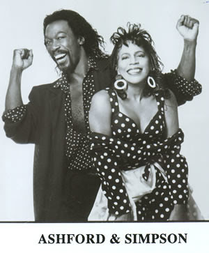 Nick Ashford and Valerie Simpson the great songwriting couple who scored numerous big hits with various artists from Ray Charles to Motown records. Simpson died after a battle with throat cancer on August 22, 2011. by Pan-African News Wire File Photos
