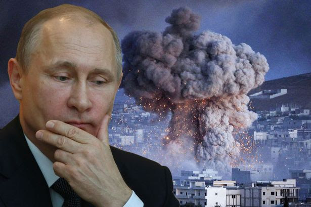 Vladimir Putin, Syria
