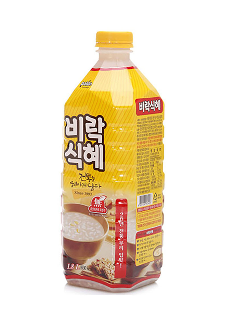 Sikhye 1.8Ltr - Sweet drink made from fermented rice ...