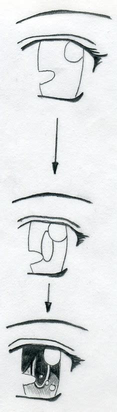 manga eyes  easy  draw