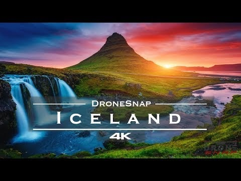 Iceland by Drone