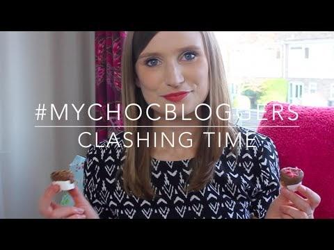 Clashing Time talks #MyChocBloggers Event