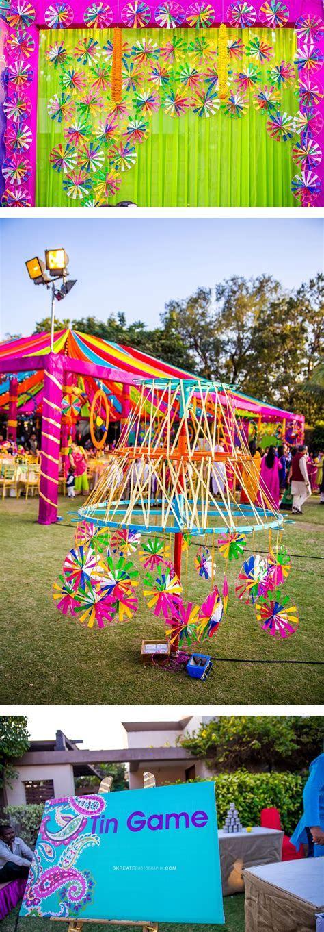 Indian Wedding Decor Inspiration   Indian wedding backdrop