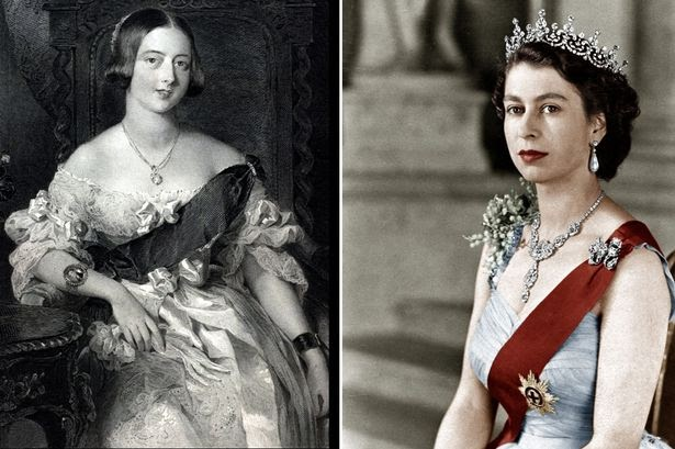 In Plain English Queen Victoria And Queen Elizabeth Ii