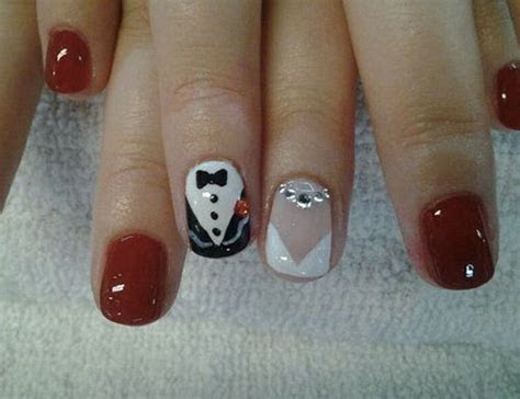 11 Bridal Nail Art Designs So Killer, You Can Flaunt Your