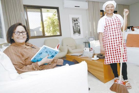 Lei das Domésticas já tinha garantindo jornada de 44 horas semanais Foto:  Daniel Castelo Branco / Agência O Dia