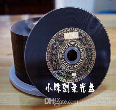 2017 Golden Maxell Dvd + R 16x 50p Barrel Burning Disc Black Vinyl ...