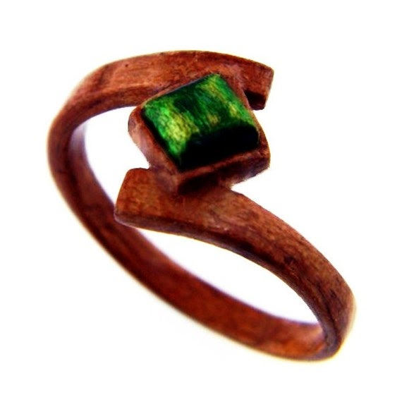 Emerald Gemstone Engagement Rings Hand Carved Wooden. Solitaire Rings. Dazzling Wedding Rings. 6 Prong Engagement Rings. 20 Carat Rings. Unique Design Wedding Rings. Contemporary Engagement Rings. Industrial Rings. Precious Wedding Rings