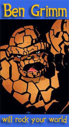 Ben Grimm Rocks Your World