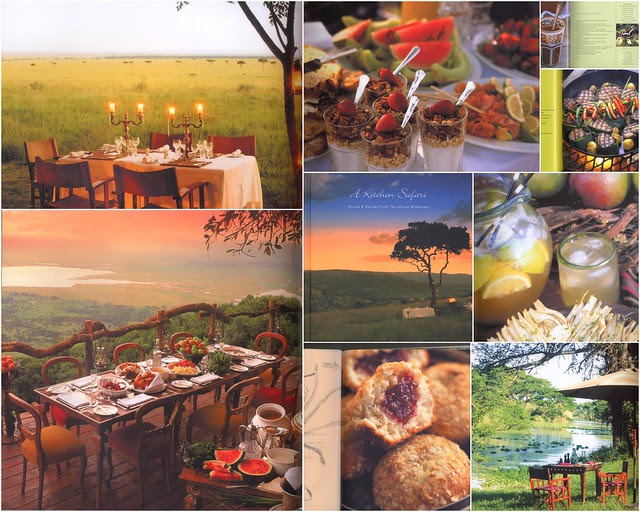 A kitchen Safari book