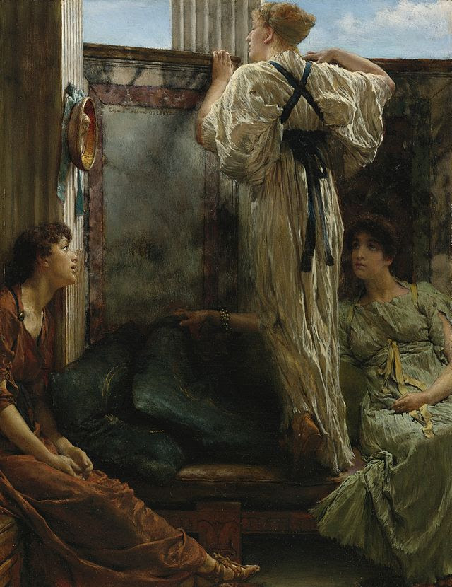 Sir Lawrence Alma-Tadema - Who is it.jpg