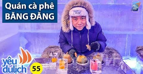 YDL #55: Run người trong cái lạnh -5 độ C giữa Sài Gòn | HP Ice Lounge | Yêu Máy Bay
