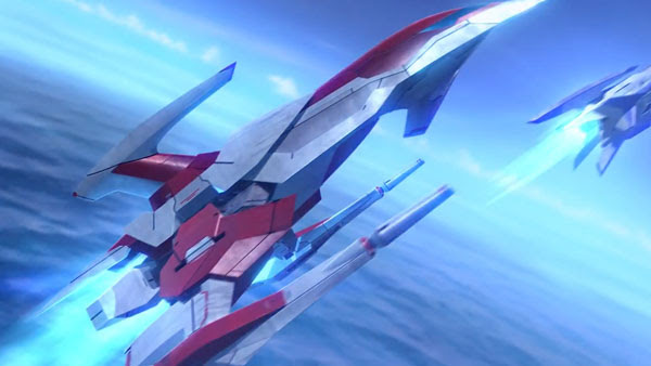 Darius Burst: Chronicle Saviours