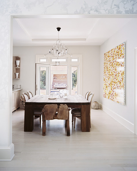 Large Dining Table Photos, Design, Ideas, Remodel, and Decor - Lonny