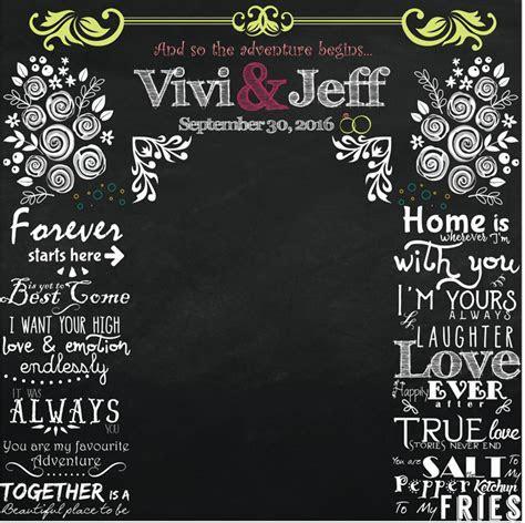 Wedding Photo Booth Design