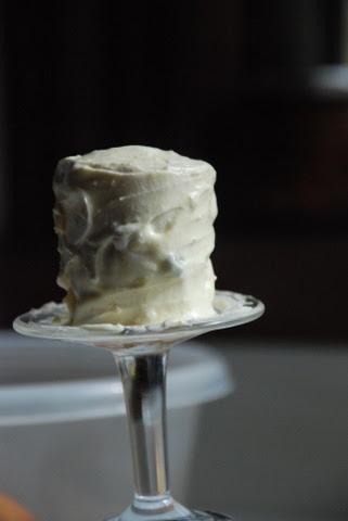 mango mini-cake