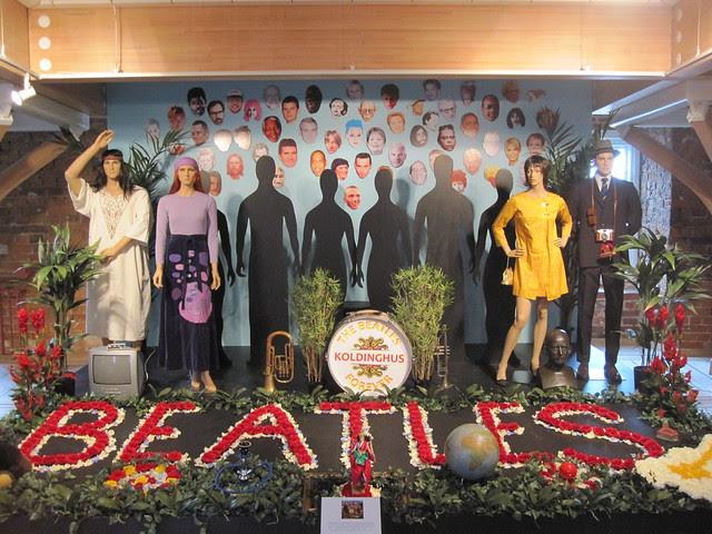 Beatles på Koldinghus