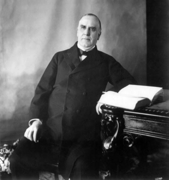 Image result for president mckinley