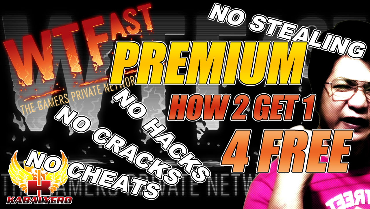 WTFast Premium ★ How To Get One FREE ★ No Cracks, No Hacks, No Cheats & No Stealing
